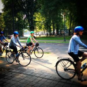 bike tour guides